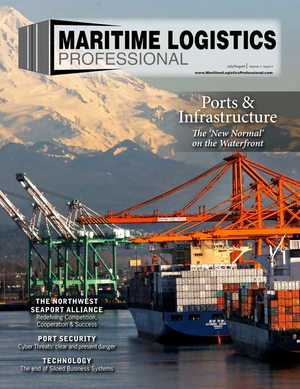 Q3 2017  - PORTS & INFRASTRUCTURE