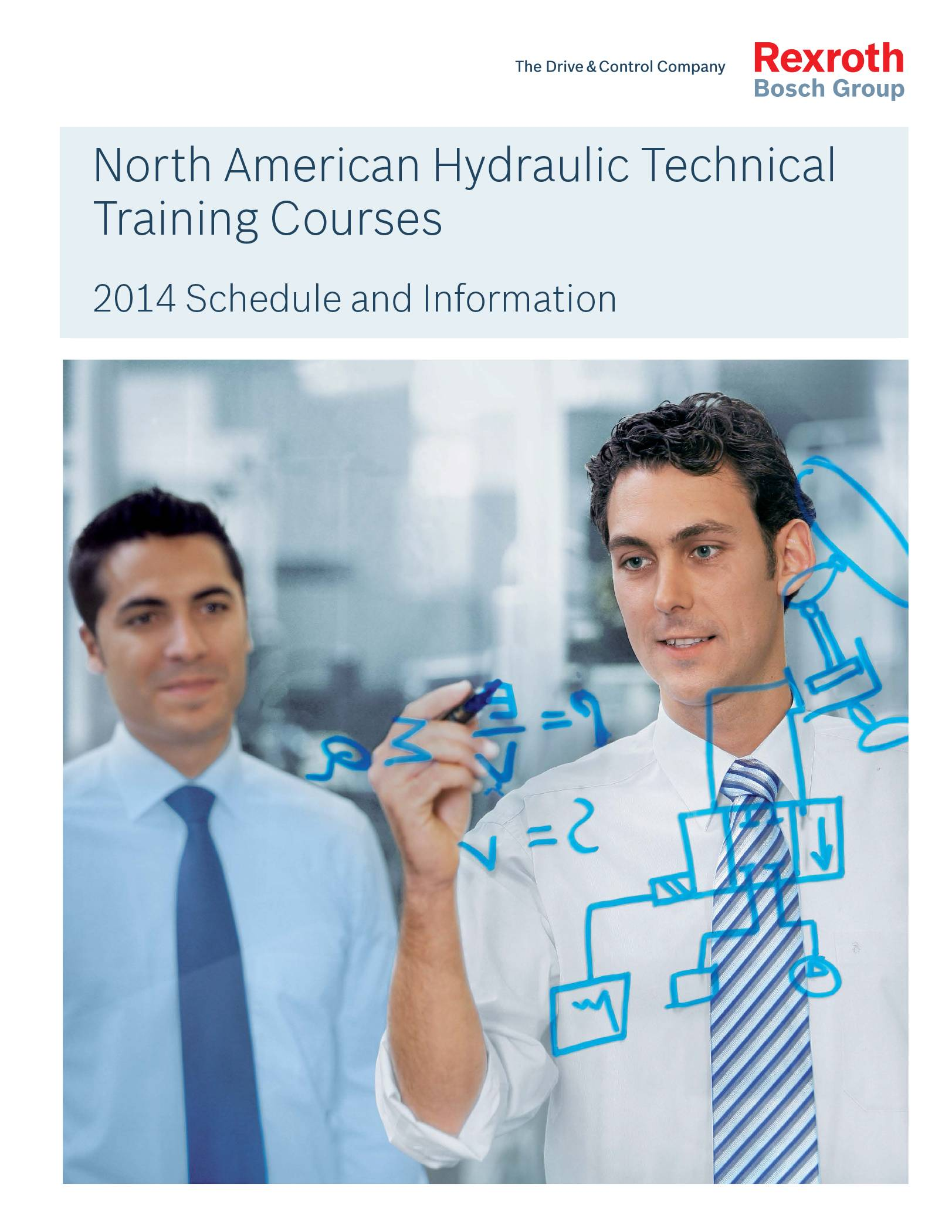 Bosch Rexroth Hydraulics Training Courses Available