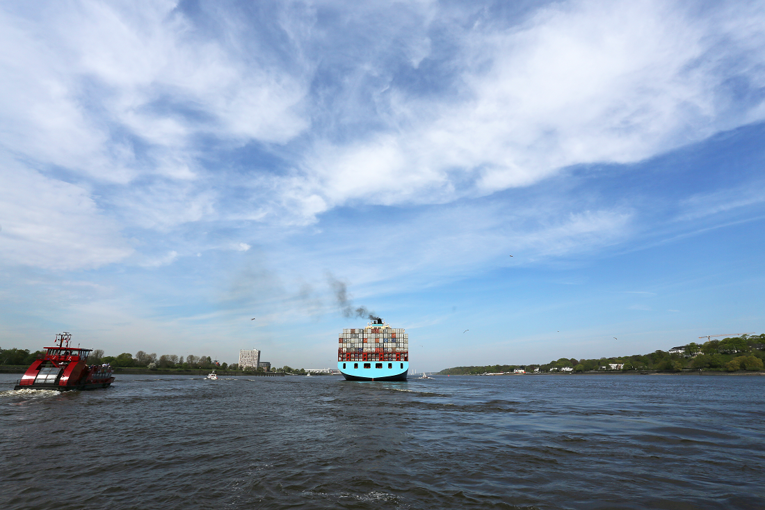 United Nations body reaches agreement to cut global shipping emissions