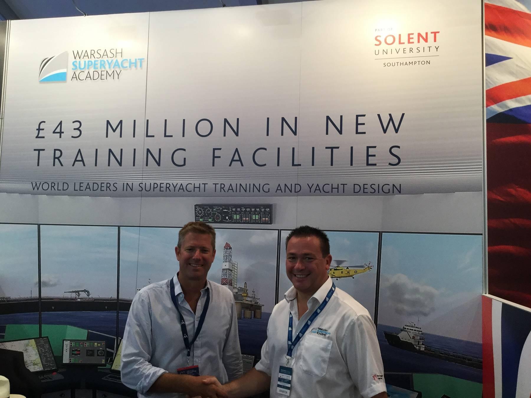 Warsash Superyacht Academy Partners With Porto Montenegro