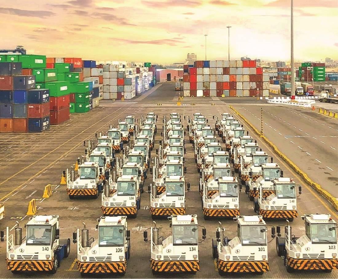 Rsgt Welcomes Advanced Terminal Equipment