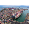 The Port of Long Beach in December 2018. (Photo: Port of Long Beach)