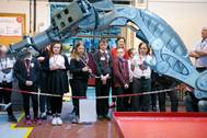 ABERDEEN PUPILS  STEER INTO THE SUBSEA OIL & GAS INDUSTRY