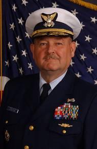 Admiral Thad Allen, 23rd Commandant, U.S. Coast Guard (Ret.)