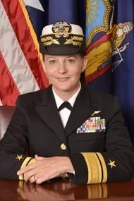 Rear Admiral Wendi Carpenter, USMS, President, SUNY Maritime College (Photo: SUNY Maritime)