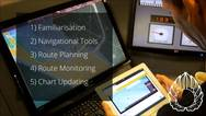 Alternative onboard competency assurance training using modern smart technology, such as iPads and smart phones (Image: ECDIS Ltd)