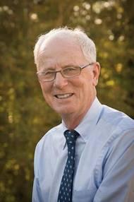 John Anthony Chamberlain (image: Signal Mutual Indemnity Association)