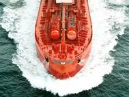 A Bahri Chemical Tanker: Photo courtesy of Bahri