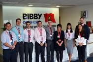Bibby Offshore Graduates – Class of 2014