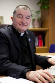The Revd Cannon Ken Peters (Photo: Mission to Seafarers)
