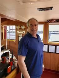"Captain Robert ""Bob"" Glas. Photo: BTC"