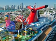Carnival Breeze Turkey: Photo credit Carnival Cruise Line