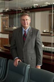 ABS Chairman, President and CEO Christopher J. Wiernicki