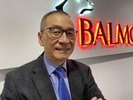 Cheong Tsang成为巴尔莫拉坦克在南约克郡Thurnscoe的新运营总监。照片由巴尔莫勒尔坦克提供