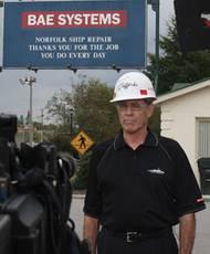 Bill Clifford, President, BAE Systems Ship Repair,
