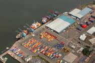 Clydeport (Photo: Peel Ports)