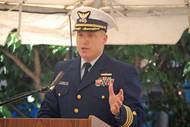 Commander Case, USCG, Supervisor of the Towing Vessel National Center of Expertise (NCOE)