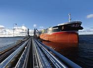 Concordia Maritime's Suezmax vessel Stena Supreme - Photo: Christian Badenfelt/via Concordia Maritime
