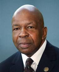 Congressman Elijah E. Cummings (CREDIT: Congress.gov)