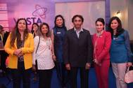Deepak Shetty, the  Director General of Shipping, the chief guest, alongwith the Office Bearers of WISTA India