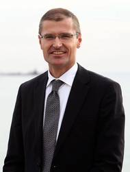 Ditlev Engel joins DNV GL as the CEO of the group's Energy business area. [Photo: Bloomberg]