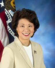 Elaine L. Chao (Photo courtesy of  AAPA)