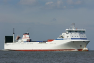 Elisabeth Russ (Photo: Stena Line)