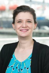 Elissa DeFalco (Photo: SUNY Maritime)