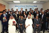The Excellence Award given by the International Maritime Club at the Golden Bells Awards 2015