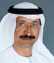His Excellence Sultan Ahmed bin Sulayem, Chairman of Dubai Ports, Customs, and Free Zones Corporation, Chairman of DMC