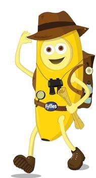 Freddy Fyffes (Image: Fyffes)