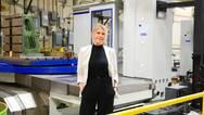 Anna Galoni CEO Thordon Bearings TG Group. Photo courtesy Thordon Bearings