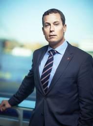 Ola Helgesson, new CFO at Concordia Maritime AB