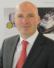 Paul Hickinbotham is the new Product Manager EMEA Marine at Dometic (Photo: Dometic)