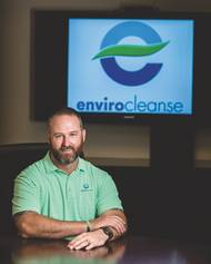 Matt Hughes P.E., Envirocleanse Executive VP of Marketing & Salespresident and CEO (Photo: Envirocleanse)
