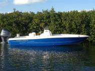 Hydra-Sports Boat 2300: Photo courtesy of Plantation Boat & Marina