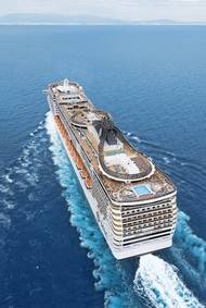 Image: MSC Cruises