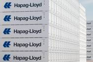 File IMage: Hapag Lloyd Reefer boxes.