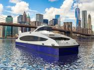 Incat Crowther-Designed Ferries for Hornblower Citywide Project Photo Incat Crowther