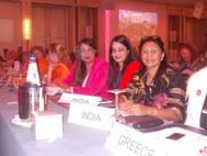 Indian Contingent at WISTA International