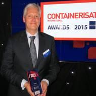 CI Innovation Award Frank Tazelaar photo