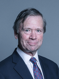 Institute President Lord Mountevans (pic: Chris McAndrew)