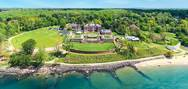 Webb Institute's waterfront campus, located in Glen Cove, NY, on the North Shore of Long Island. Photo courtesy Webb Institute