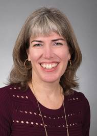 Jennifer A. Carpenter, Executive Vice President & COO,  American Waterways Operators (Photo: AWO)