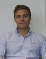 Joachim Nessa, business development manager at Omega in Stavanger