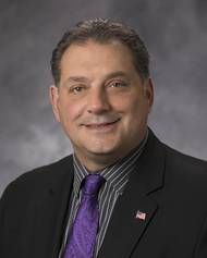 Mike  Jugovich (Photo: Duluth Seaway Port Authority)