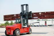 Kalmar to deliver forklift truck