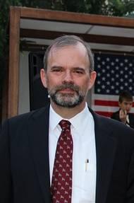 Kenneth J. Fairfax (Photo: U.S. Consulate General)