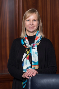 Dr. Kirsi Tikka (Photo: Ardmore Shipping)