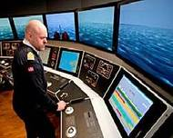 KONGSBERG iCAS - Intelligent Central Alarm System designed to provide precise overview of the situation as it develops while freeing up staff to address the situation and follow the vessel's routines without disturbance.